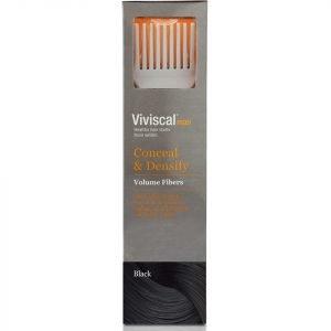 Viviscal Hair Thickening Fibres For Men Black