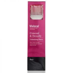 Viviscal Hair Thickening Fibres For Women Black