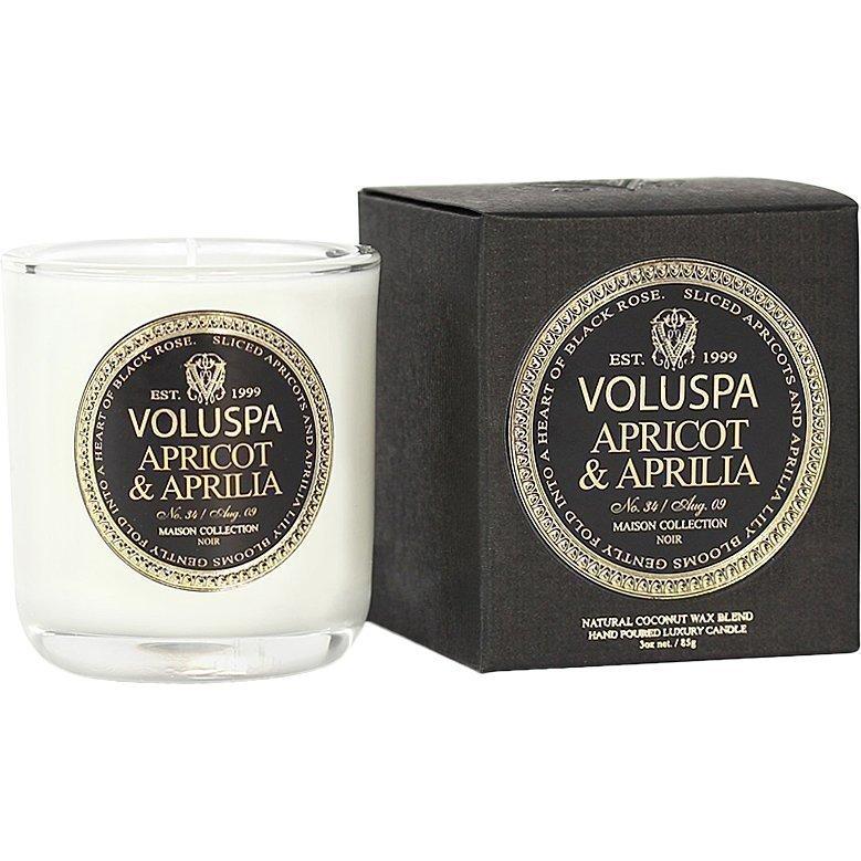Voluspa Apricot & Aprilia Classic Maison Boxed Votive Candle 85g