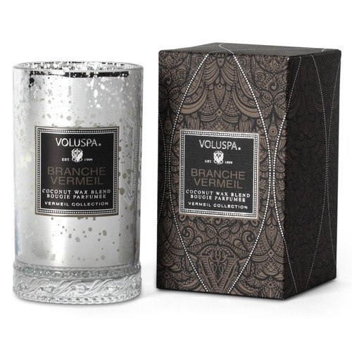 Voluspa Coconut Wax Blend Perfumed Candle Branche Vermeil