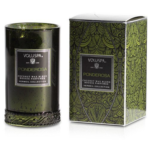 Voluspa Coconut Wax Blend Perfumed Candle Ponderosa