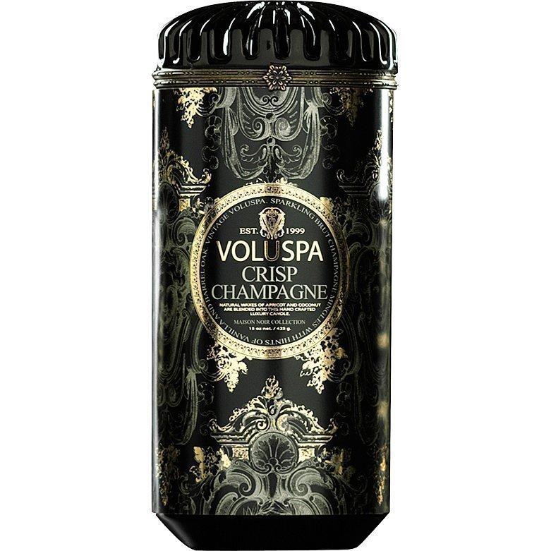 Voluspa Crisp Champagne Ceramic Alta Maison Candle 425g