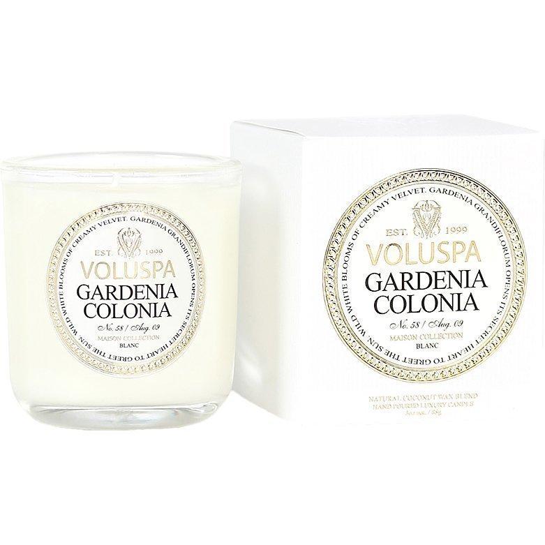Voluspa Gardenia Colonia Classic Maison Boxed Votive Candle 85g