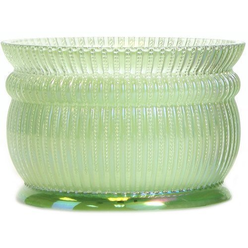 Voluspa L Florem Corta Beaded Glass Candle Taporo