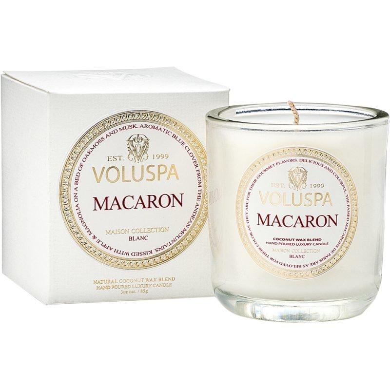 Voluspa Macaron Classic Maison Boxed Votive Candle 85g