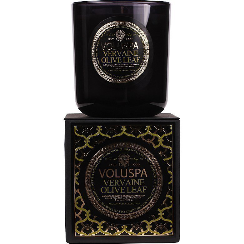 Voluspa Vervaine Olive Leaf Classic Maison Candle 340g