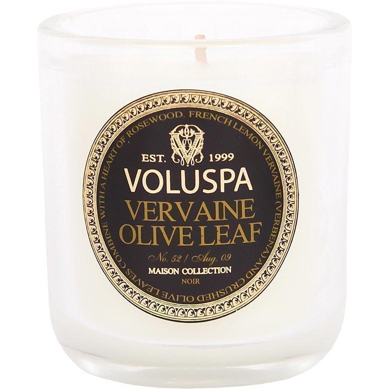 Voluspa Vervaine Olive Leaf Maison Classic Boxed Votive Candle 85g
