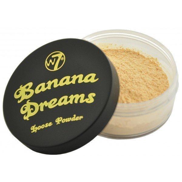 W7 Banana Dreams Loose Puuteri