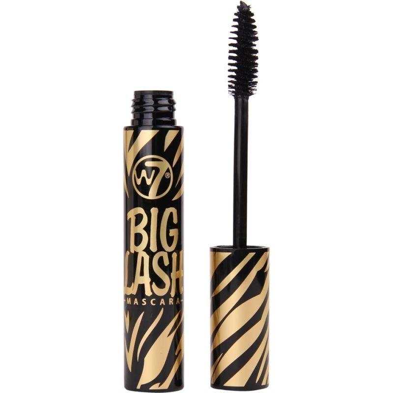 W7 Big Lash Mascara Black 8ml