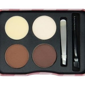 W7 Brow Parlour The Complete Eyebrow Grooming Kit 5g