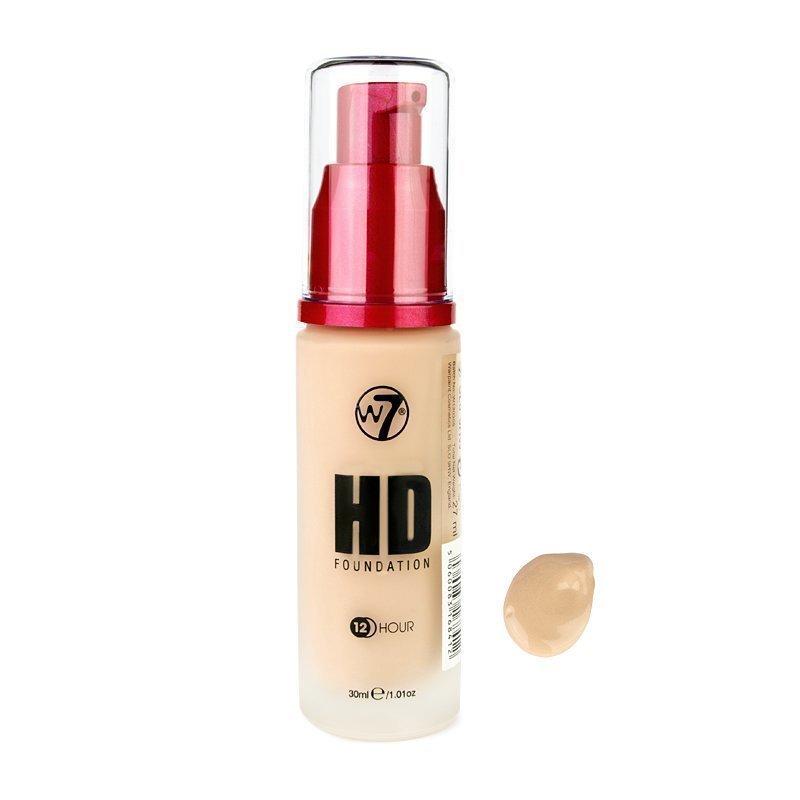 W7 Hd High Definition Pump Foundation Meikkivoide