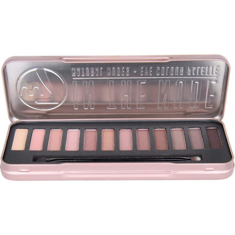 W7 In The Nude  Eye Colour Palette Natural Nudes 15