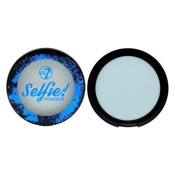 W7 Selfie! Pressed Powder 6g Kirkastava Puuteri
