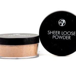 W7 Sheer Loose Powder Irtopuuteri
