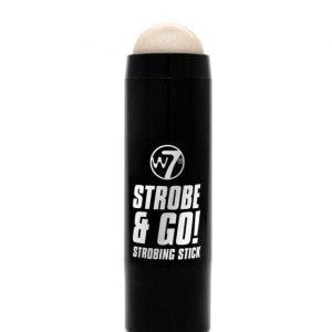 W7 Strobe & Go! Strobing Stick Moonlight Korostusväri