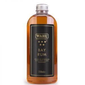Wahl Bay Rum Aftershave 250 Ml