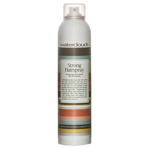 Waterclouds Strong Hairspray