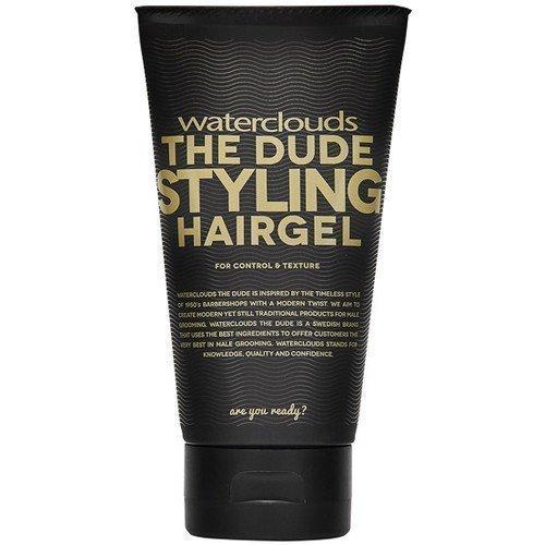 Waterclouds The Dude Styling Hair Gel