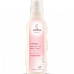 Weleda Almond Sensitive Body Lotion 200 Ml Vartalovoide