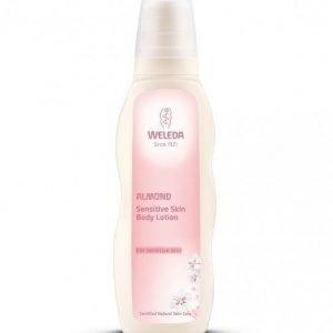 Weleda Almond Sensitive Body Lotion 200 ml Manteli-vartaloemulsio herkälle iholle