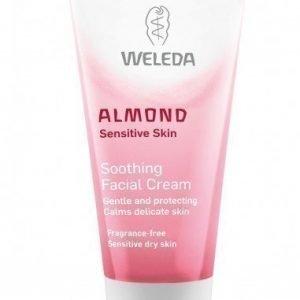 Weleda Almond Soothing Facial Cream 30 ml Rauhoittava manteli-kasvovoide