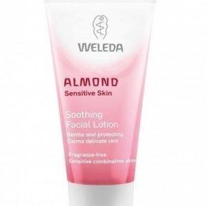 Weleda Almond Soothing Facial Lotion 30 ml Rauhoittava manteli-kasvoemulsio