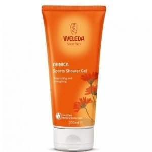 Weleda Arnika Sport Shower Gel Suihkugeeli 200 Ml