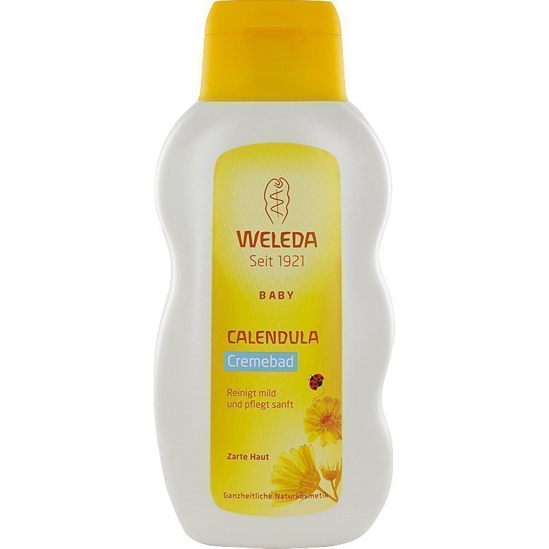 Weleda Baby Calendula Cream Bath 200ml