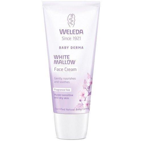 Weleda Baby Derma White Mallow Face Cream