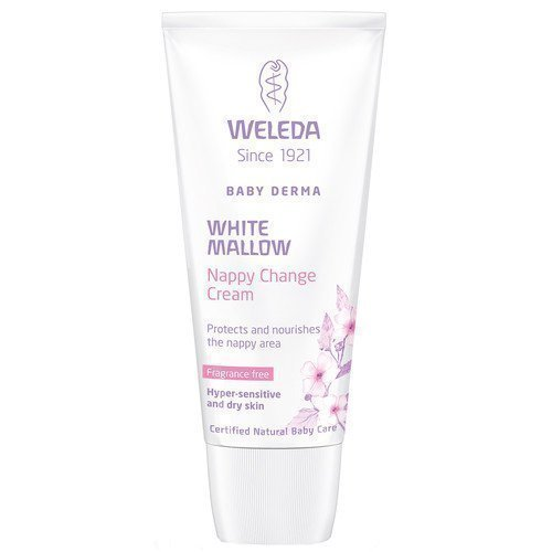 Weleda Baby Derma White Mallow Nappy Change Cream