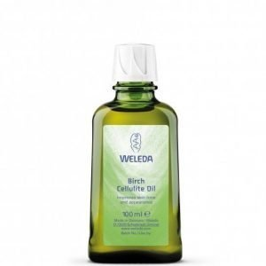 Weleda Birch Cellulite Oil 100 ml Koivu-selluliittiöljy
