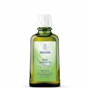 Weleda Birch Cellulite Oil 100 ml Koivu-selluliittiöljy