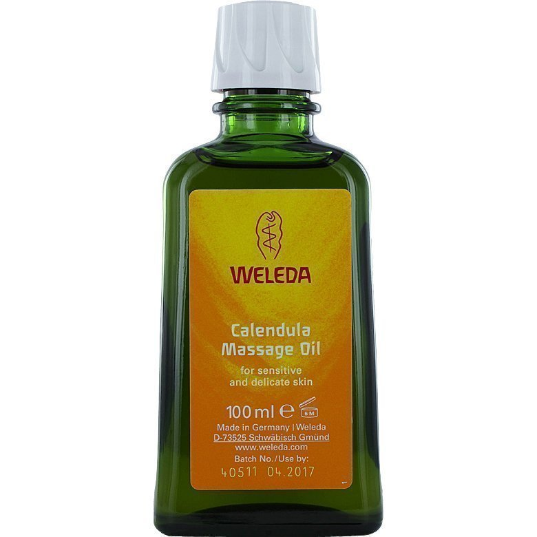 Weleda Calendula Massage Oil 100ml