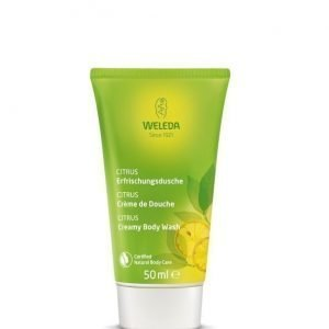 Weleda Citrus Creamy Body Wash 50 ml