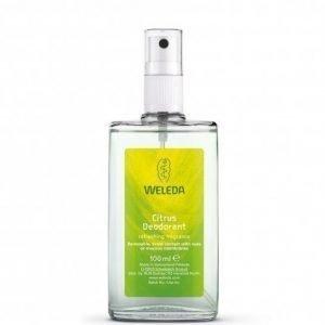 Weleda Citrus Deodorant 100 ml Sitruksinen deodorantti