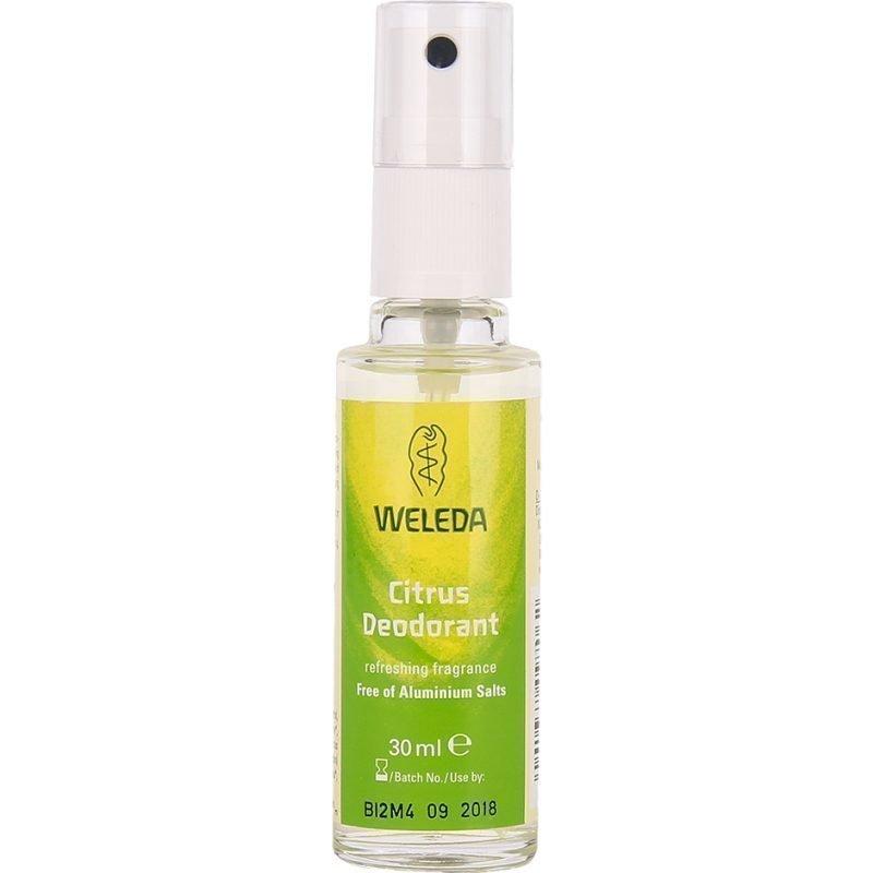 Weleda Citrus Deodorant 30ml