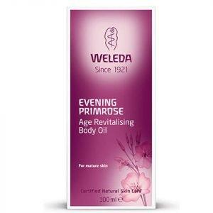 Weleda Evening Primrose Body Oil 100 Ml