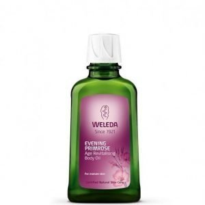 Weleda Evening Primrose Body Oil 100 ml Helokki-vartaloöljy