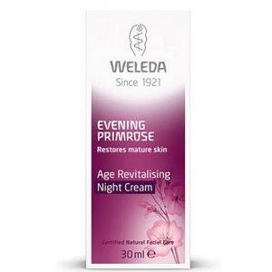 Weleda Evening Primrose Night Cream 30 Ml
