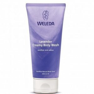 Weleda Lavender Creamy Body Wash 200 ml
