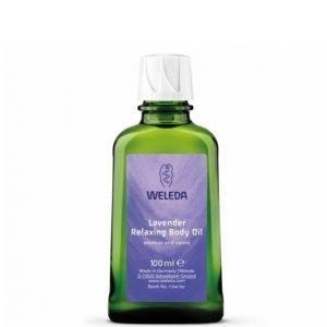 Weleda Lavender Relaxing Body Oil 100 Ml Vartalovoide