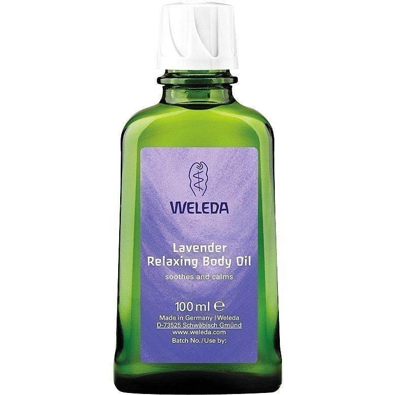 Weleda Lavender Relaxing Body Oil 100ml