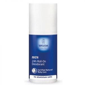 Weleda Men's 24 Hour Roll On Deodorant 50 Ml