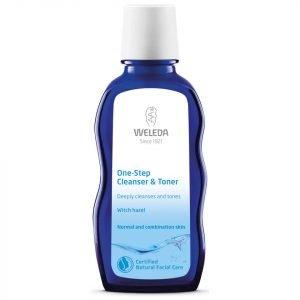Weleda One-Step Cleanser & Toner 100 Ml