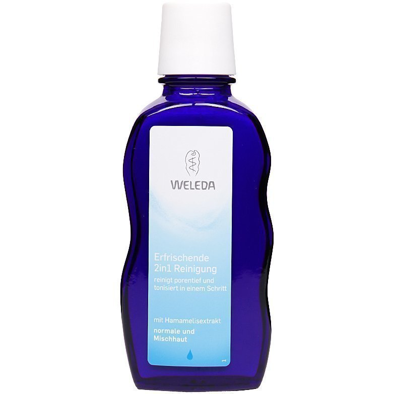 Weleda One-Step Cleanser & Toner 100ml