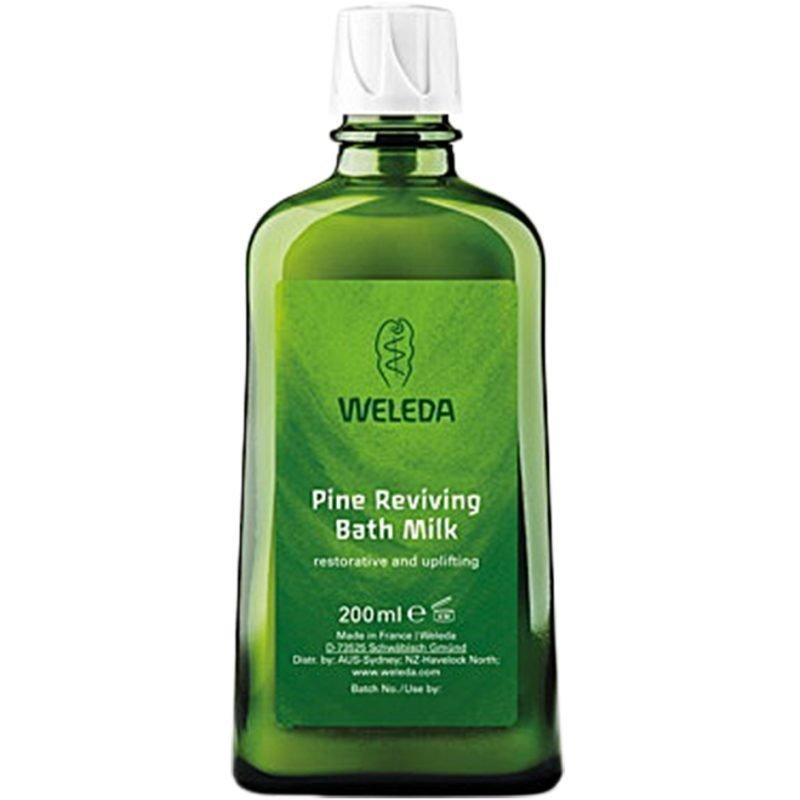 Weleda Pine Reviving Bath Milk 200ml