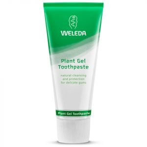 Weleda Plant Gel Toothpaste 75 Ml