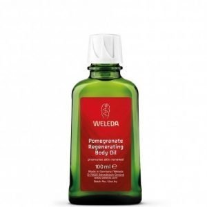 Weleda Pomegranate Body Oil 100 ml Granaattiomena-vartaloöljy