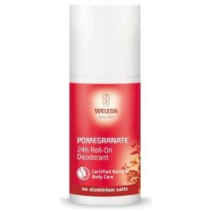 Weleda Pomegranate Roll On Deodorant 50 Ml