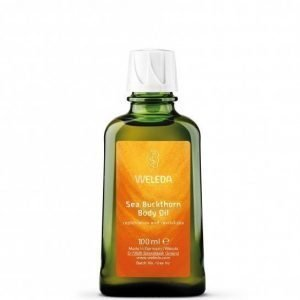 Weleda Sea Buckthorn Body Oil 100ml Tyrni-vartaloöljy